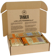 Tanka Apple Orange Peel Gift Box - Bars, Bites, Sticks