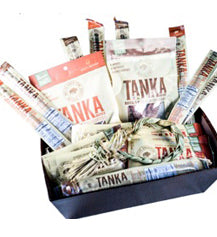 Tanka Healthy Family Gift Basket