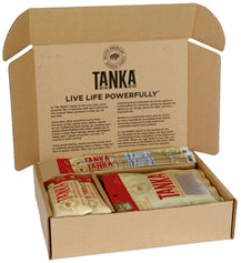 Tanka Spicy Pepper Gift Box - Bars, Bites, Sticks