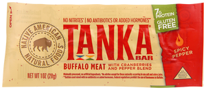 Tanka Bar Spicy Pepper 6 Pack