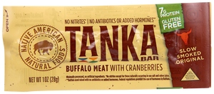 Tanka Bar Slow Smoked 6 Pack