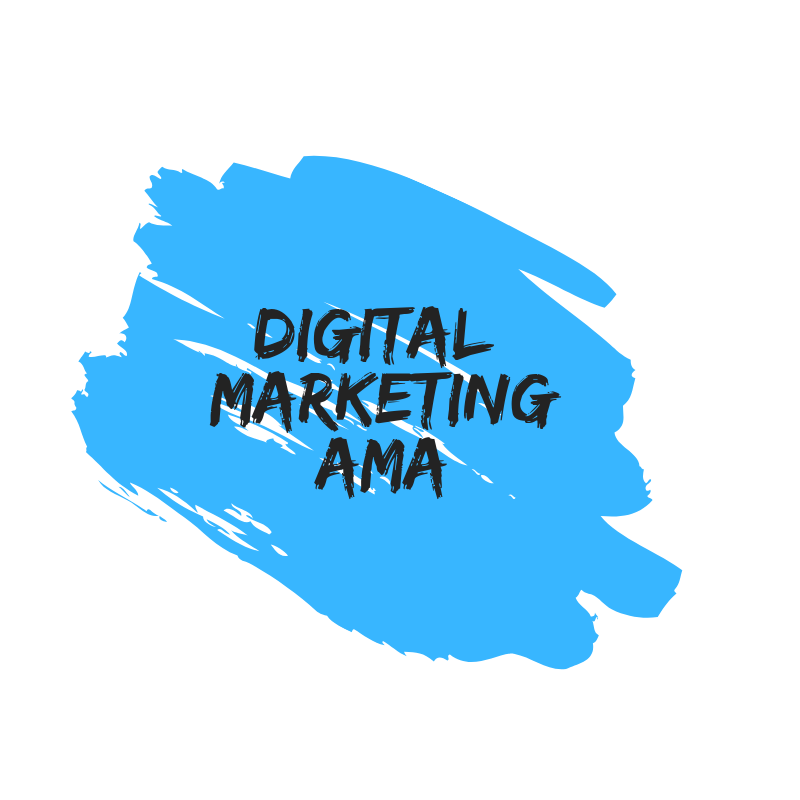 Digital Marketing Ask Me Anything Product