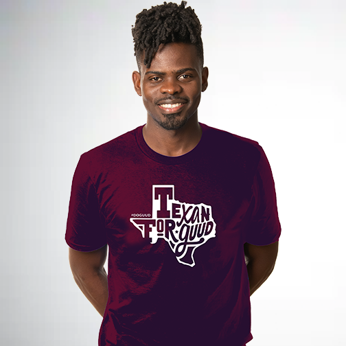 Texan for Guud Unisex T-Shirt