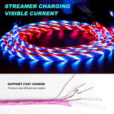 Cool Night Glow USB Charger Cable | Night Glow USB Cable | USB Charger | USB Charger Cable | Charger Cable