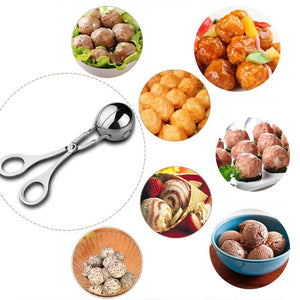 Meatball Maker - Kitchen Cooking Tools - Poultry Tools - Stainless Steel -  Maker - Meatball - Meatball Maker