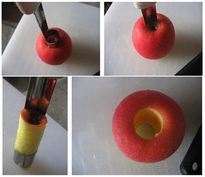Quick Apple Corer