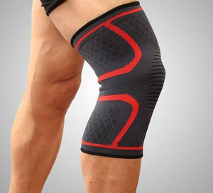FITNESS COMPRESSION KNEE PAD (1PAIR) | Knee Pads | Elastic Knee Pads