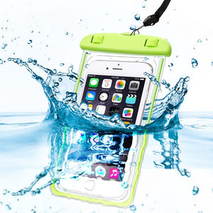 100% Waterproof Bag Case For Mobile Phone