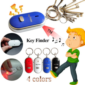 Smart Anti Lost Whistle Key Finder - Smart Key finder - Key finders - key chain - Anti Lost - Smart - Key Finder