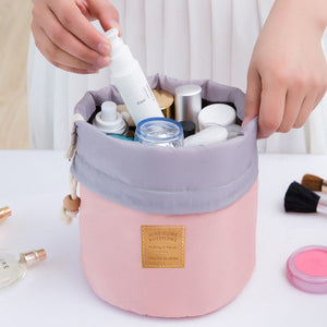Barrel Travel Cosmetic Organizer | makeup Box | women tools | Travel bag | Travel tools | Barrel Travel  | Bag | Cosmetic Organizer | Organizer