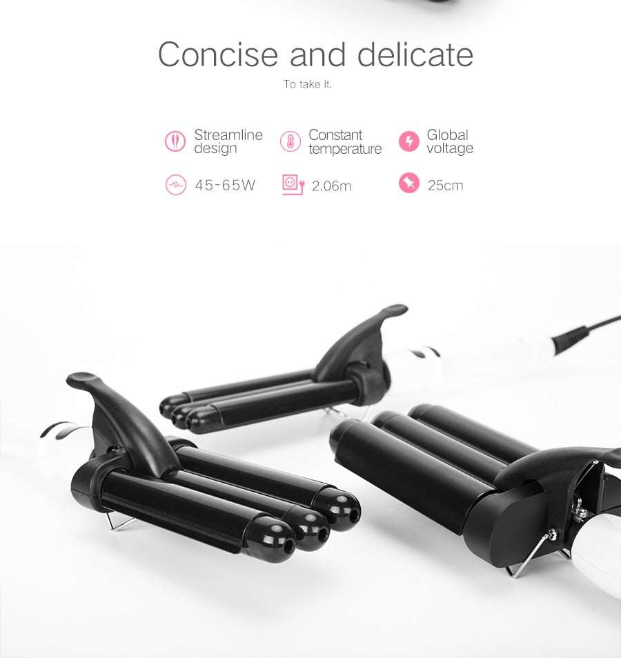 Electric Hair Curling Iron
