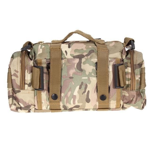 Tactical Outdoors Shoulder/Waist Backpack