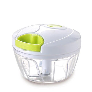 Portable Manual Kitchen Food Processor | Choppers | Choppers & Mincers