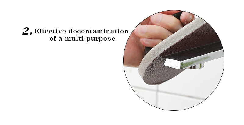 Decontamination Bath Brush