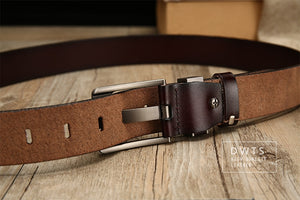 Elegant Genuine Leather Belt
