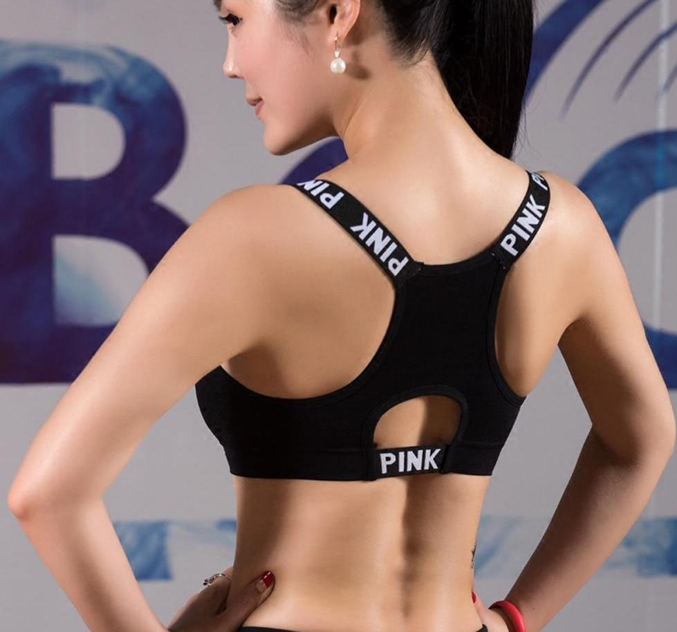 Women Sports Bra |  Running Bra | Fitness Bra | Push Up Sports Bra