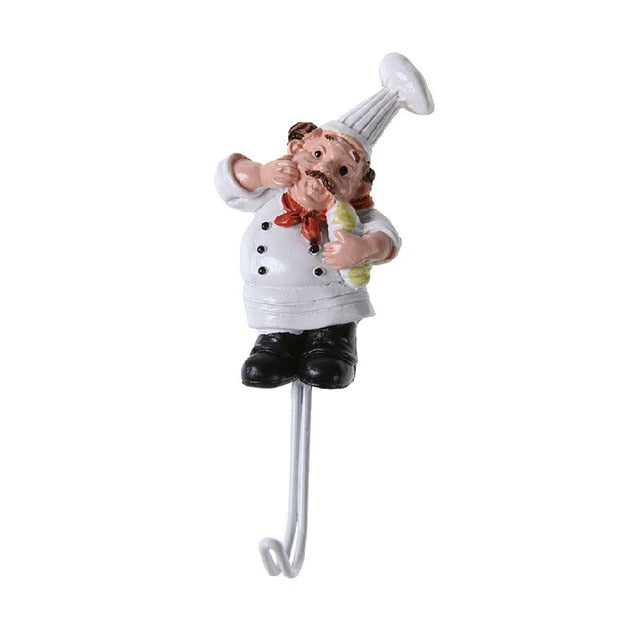 Cartoon Chef Hanger