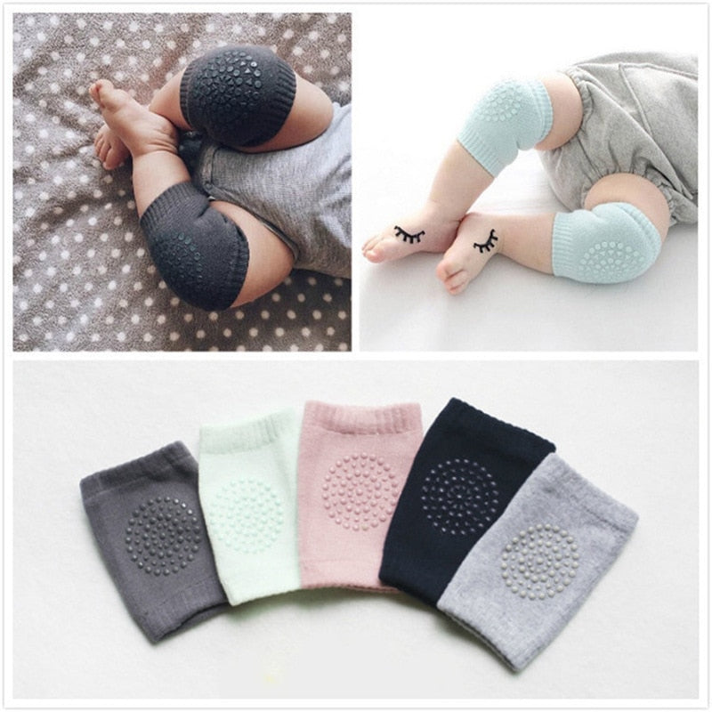 Baby Knee Pad (1 Pair) |Sleeve Leg |Adjustable pads | Knee Pads | KneeBees | pad | Knee Pad |Baby Knee Pad