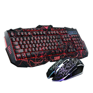 Ergonomic Gaming Keyboard
