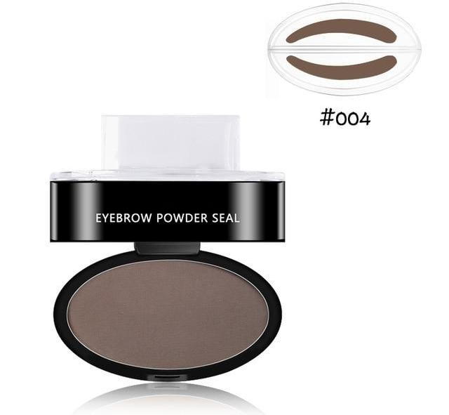 Waterproof, Lazy Quick Eyebrow Powder Stamp