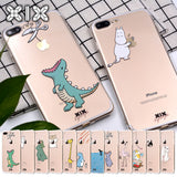 iPhone Case Cute Animals | Slim Protective Cover | Scratch Resistant