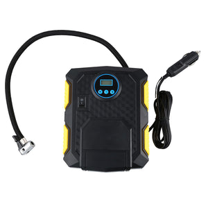 Tire Inflator 12V with Digital LCD