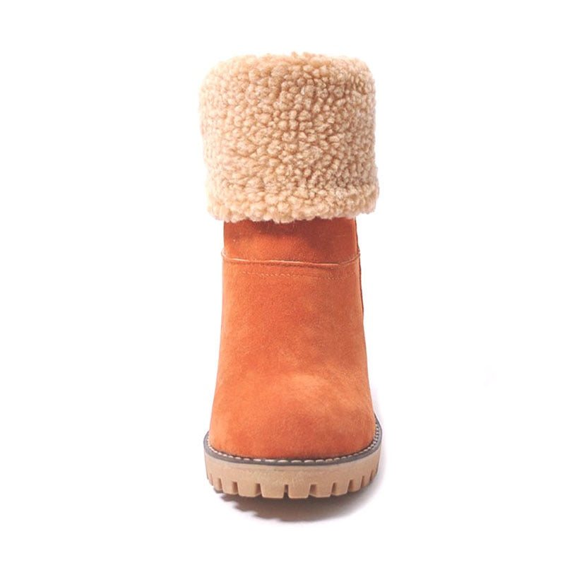 Fur Winter Boots
