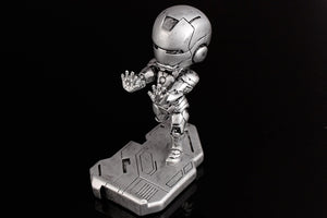 Phone & Table Stand | Iron Man Action Statue | Desk Accessories