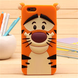 iPhone 3D Cartoon Case | Fitted Case | iPhone Cover | Case for iPhone