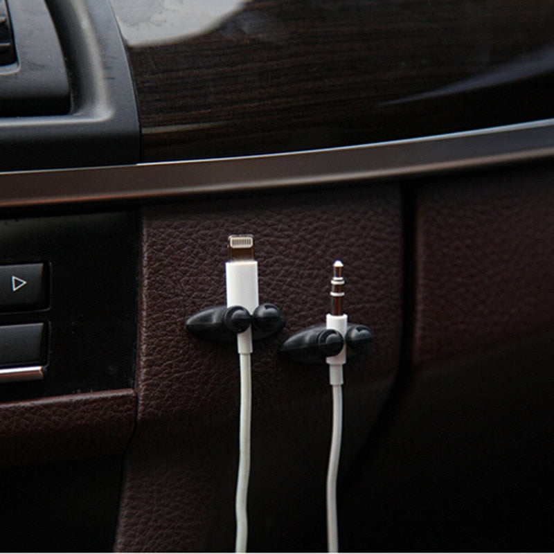 Car Cable Holder (8pcs.)