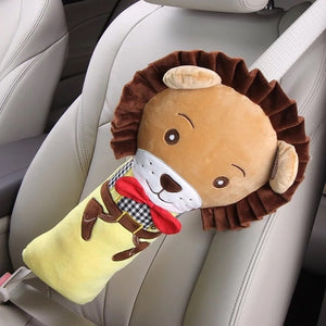 Car Safety Seat Belt or Pillow