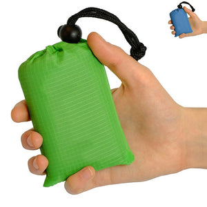 Portable Ultra-thin Waterproof Pocket Blanket