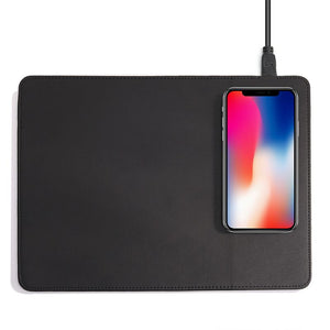 Wireless Phone Charging Mouse Pad