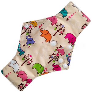 5pcs Lady Bamboo Reusable Sanitary Pad-Bamboo Diaries