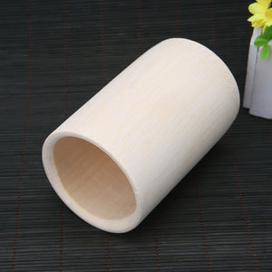 Traditional Handmade Natural Bamboo Cup-Bamboo Diaries