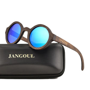 sunglasses Eleanor Bamboo Women Sunglasses - Bamboo Diaries