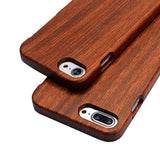 Technology Natural Bamboo/Wood Case For iPhone 5-7 - Bamboo Diaries