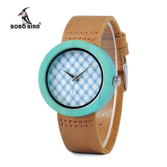 watch Wincii WD18 Women Bamboo Watch - Bamboo Diaries