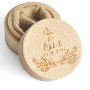 Personalized Bamboo Ring Box-Bamboo Diaries
