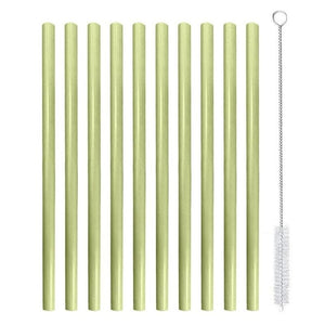Organic Bamboo Drinking Straws (5 or 10Pcs/lot) - Bulk buy available-Bamboo Diaries