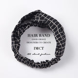 SnapHair® | Stijlvolle Twisted Haarband