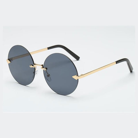 Round Vintage sunglasses  UV400