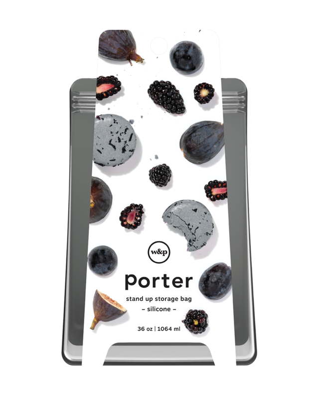 Porter Stand-Up Bag 36oz