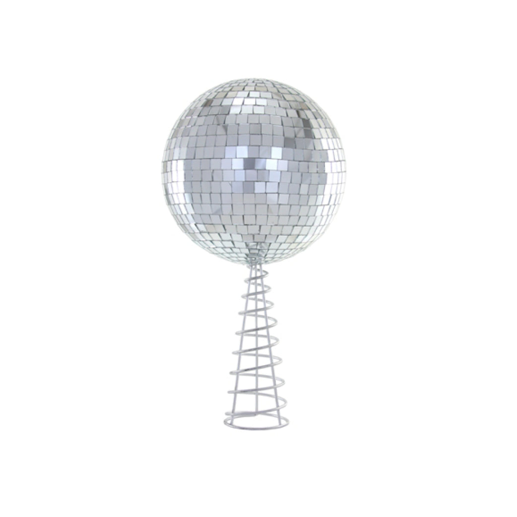 Disco Ball Tree Topper