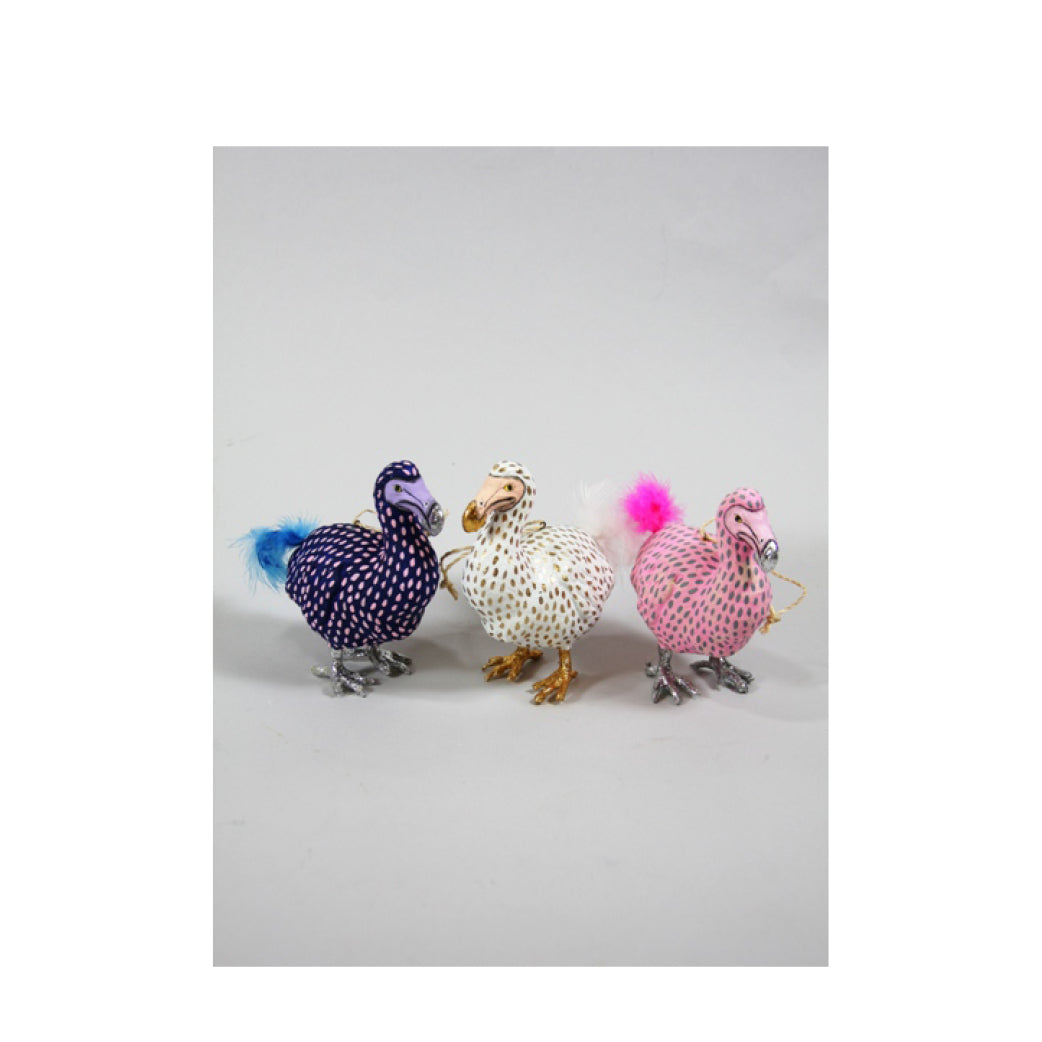 Enchanted Dodo Ornament
