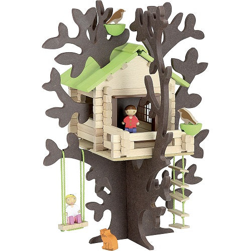 Build a Treehouse