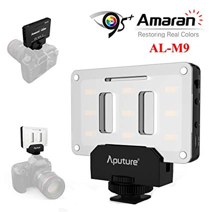 Rapid Review of the Aputure Amaran M9 LED Video Light