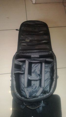 Second hand Tamrac bag after several years of use.
