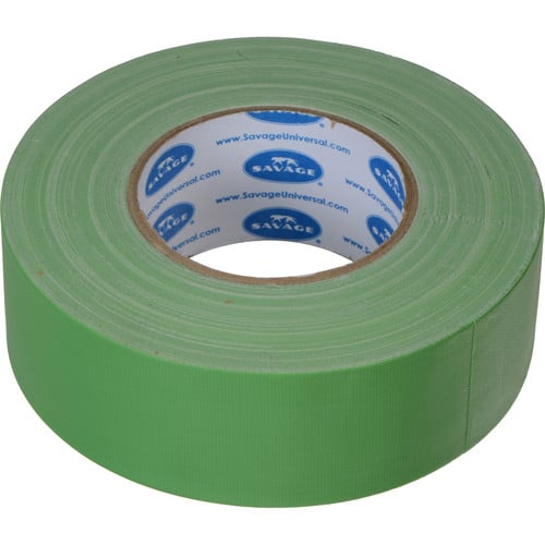 Savage Gaffer Tape (Green)