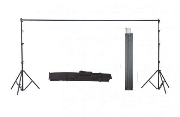 Hylow Portable Backdrop Stand 3.2m x 2.8m